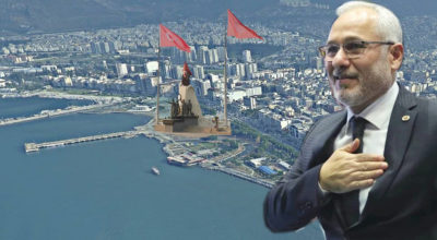 Başkan Tosyalı'dan birinci yılında İskenderunlulara gönül teşekkürü