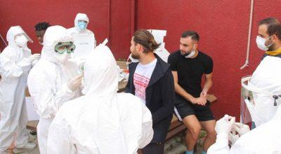 Hataysporlu futbolcuların test sonuçları açıklandı