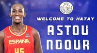 Hatay'a hoşgeldin Astou Ndour