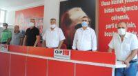 CHP İskenderun, belediye yönetimine yüklendi!