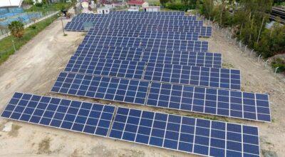 GES ile 185 bin liralık enerji tasarrufu!