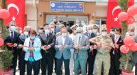 Arsuz Kale Jandarma Karakolu açıldı