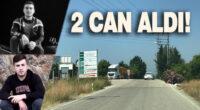 Arsuz'un en tehlikeli kavşağında trafik faciası!