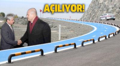 Yeni rotanız Samandağ-Arsuz yolu!