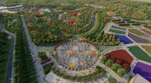 EXPO alanları Hortikültür Serası ile renklenecek!