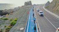 Samandağ – Arsuz yolunda bisikletle devr-i alem!
