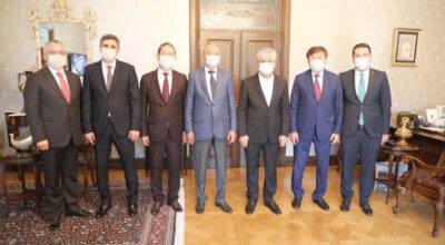 Türk dünyasının UNESCO'su Hatay'da toplandı