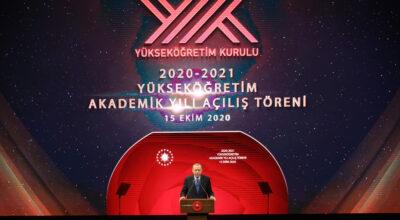 İSTE de Akademik Yıl Açılış Töreninde