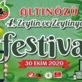 Zeytin diyarı, dijital festivale hazır!
