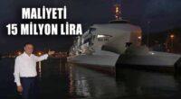 HADO'nun başlaması, Akdeniz'de suların durulmasına bağlı!