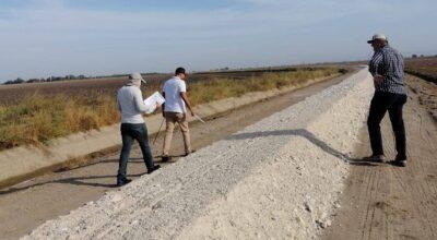 Hatay'da 54 bin hektar arazi toplulaştırılacak