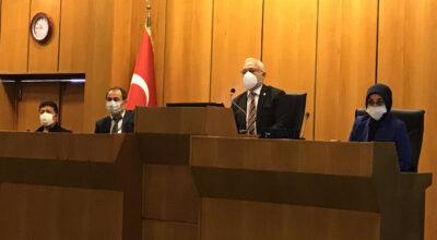İskenderun Belediye Meclisi olağanüstü toplandı
