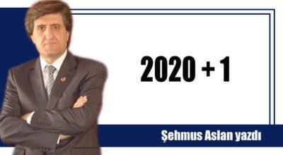 2020 + 1