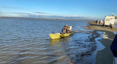 Amik Ovası kışın hep göl!