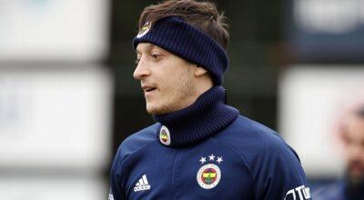Mesut Özil ilk kez Hatay maçında kadroda