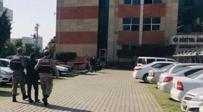 Eylem hazırlığındaki teröristler Dörtyol'da yakalandı