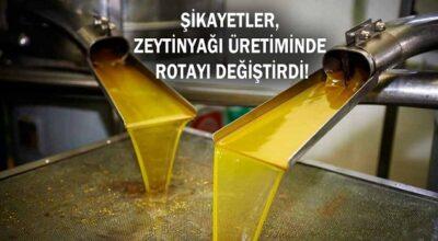 Zeytinyağı tesislerine, 2 Fazlı Üretime Geçiş zorunluluğu!