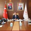Bakan Kasapoğlu'na Hatay'dan 'Süper' ziyaret!