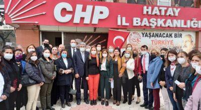 Nazlıaka, Hatay'dan Türkiye'ye ışık saçtı!