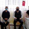 Suriye'de yaralanan asker memleketi Hatay'da