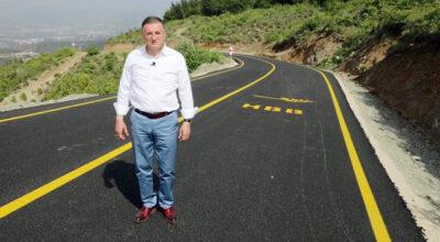 Arsuz Kozaklı asfalta kavuştu!