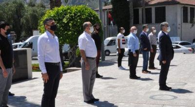 Hatay'da Sosyal Güvenlik Haftası kutlandı