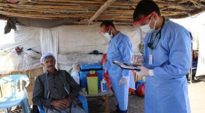 Sınırdaki mevsimlik tarım işçilerine koronavirüs aşısı
