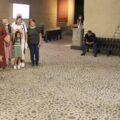 Müze ziyaretçilerine Hüseyin Yayman sürprizi!