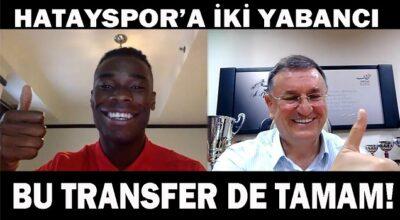 Bu transfer de tamam!