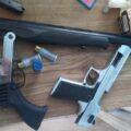 Silah ticaretine 3 gözaltı