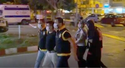 İskenderun'da fuhuş baskını; 4 gözaltı