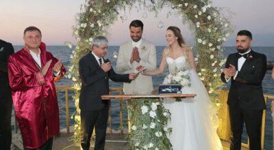 Gökhan Zan evliler kervanında