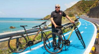 Hatay'da bisikletten 'Doğan' sinerji!