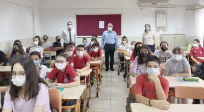 Başkan Tosyalı'nın eğitim önceliği
