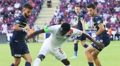 Hatayspor'da kritik mağlubiyet!