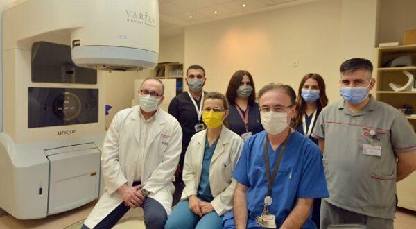 Bu ekip kansere meydan okuyor!