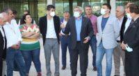 Hastane açılışını Sağlık Bakanı yapacak